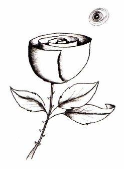 как нарисовать розу (36)