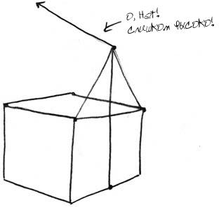 Как нарисовать домик 5