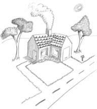 Рисуем дом.провинутый уровень13
