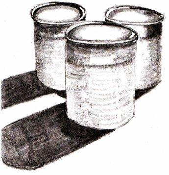 как нарисовать консервную банку (4)