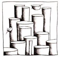 как нарисовать цилиндры (12)