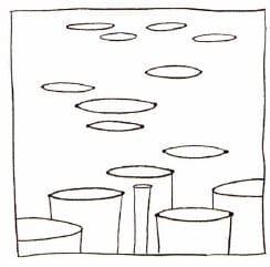 как нарисовать цилиндры (7)