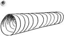 контурные трубы 10