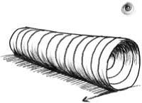 контурные трубы 13