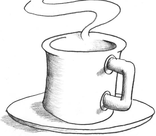 кружка кофе 10