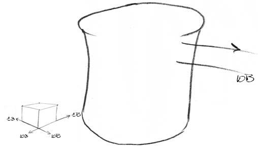 В Кривых Рисунок Чашка Петри