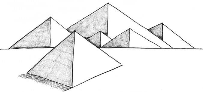 пирамиды мини