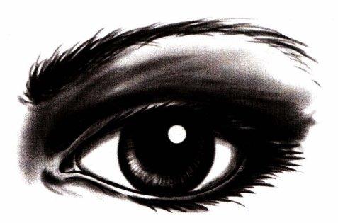 УРОК 29. Як малювати очі - уроки малювання