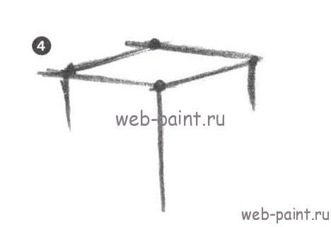 рисуем лестницу4