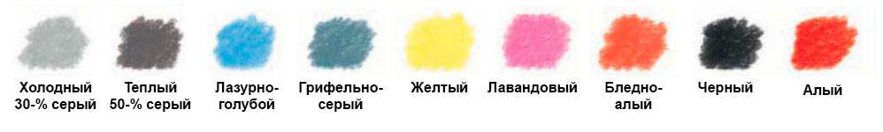 Как-нарисовать-рыбок-в-аквариуме-цветными-карандашами-палитра