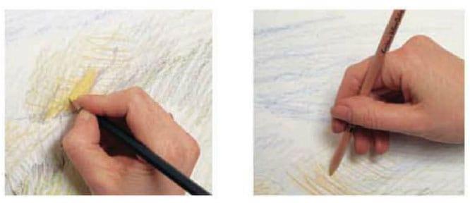 как-держать-карандаш