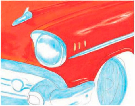 как-нарисовать-авто-цветными-карандашами2