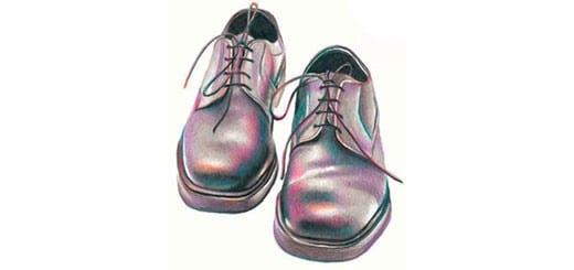 как-нарисовать-ботинки-миниатюра