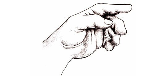 Как нарисовать кисть руки карандашом поэтапно
