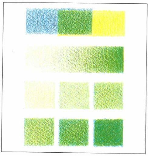 зеленый-ряд