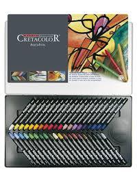 масляные водорастворимые карандаши cretacolor