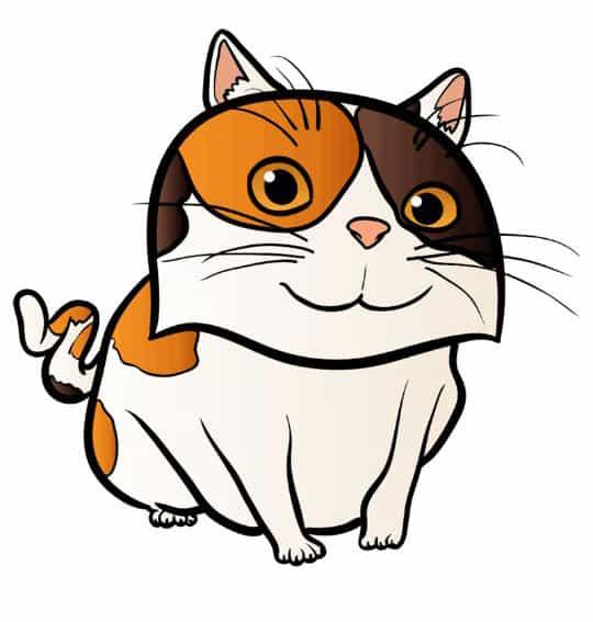 как-нарисовать-кота-мультик-дом