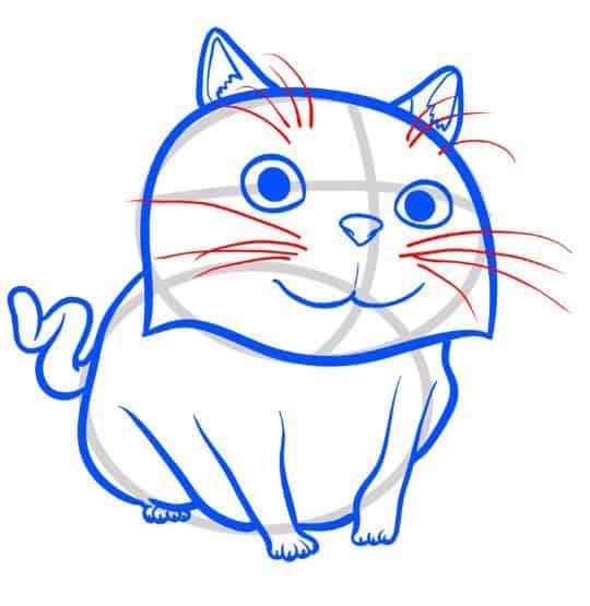как-нарисовать-кота-мультик-дом7