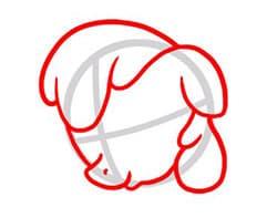 как нарисовать пони дружба это чудо эппл блум2