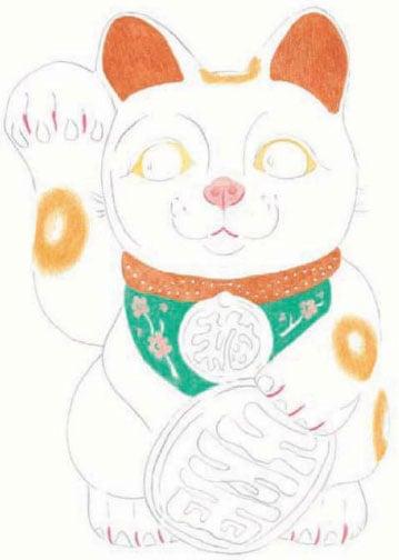 манеки-нэко (4)