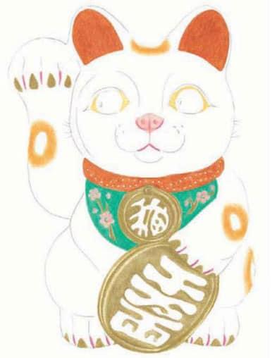 манеки-нэко (5)