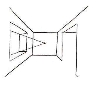 как нарисовать комнату (12)