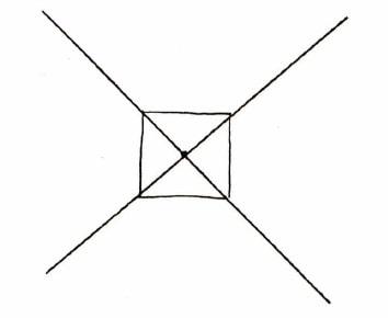 как нарисовать комнату (4)
