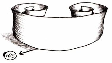 как нарисовать свиток (5)