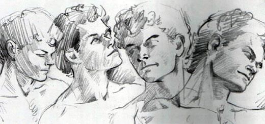 как-рисовать-голову-миниатюра