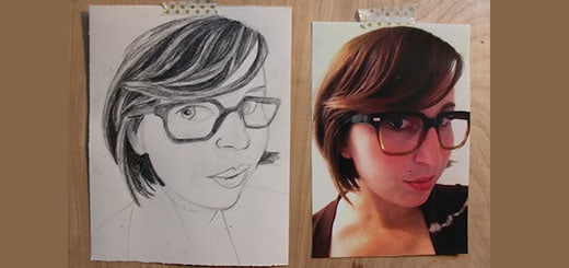 Як малювати хвилясте волосся: малюємо волосся олівцем поетапно - уроки малювання