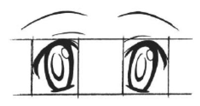 Як намалювати очі в стилі аніме - уроки малювання