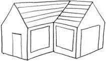 Рисуем дом.провинутый уровень9