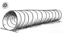 контурные трубы 12