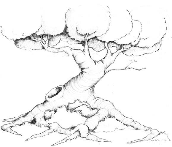 Деревья мини