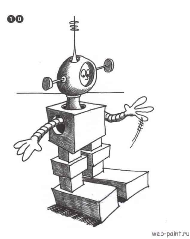 Робот10