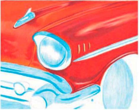 как-нарисовать-авто-цветными-карандашами1