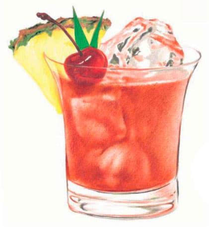 как-нарисовать-коктейль