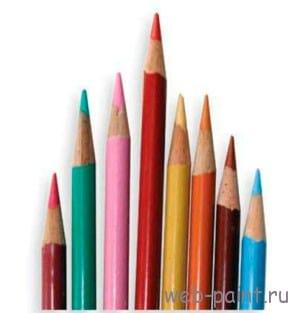 цветные карандаши уроки (3)