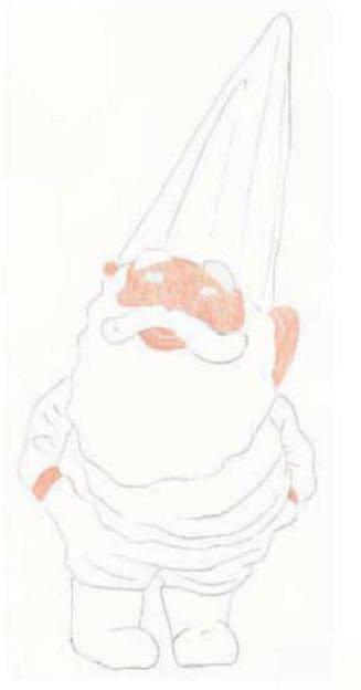 как-нарисовать-гнома-цветными-карандашами6