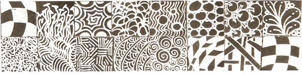 День 9. Белые и черные квадраты в сравнении
