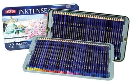 derwent-inktense-pencils