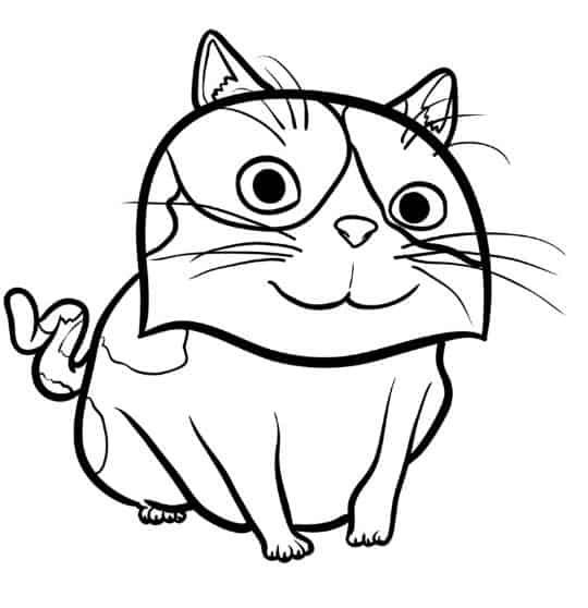 как-нарисовать-кота-мультик-дом1