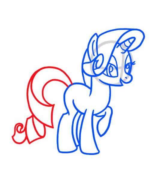 как-нарисовать-пони-рарити4