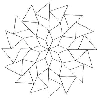 геометрические зендалы (1)