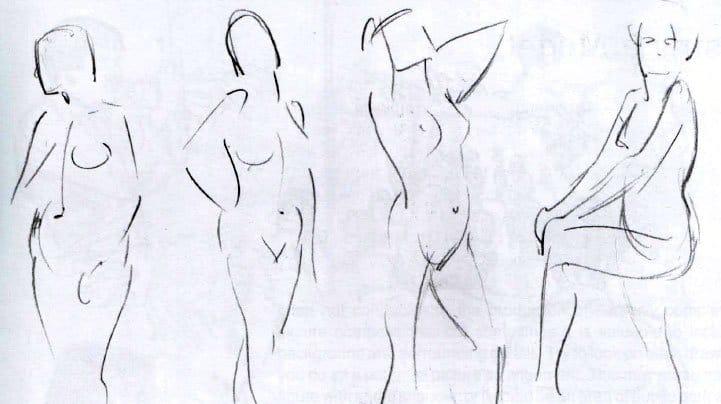 Девушка модель для рисования работа работа в вебчате багратионовск