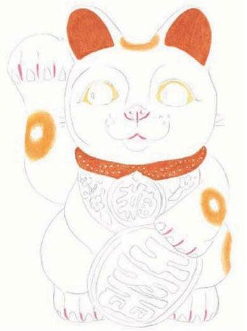 манеки-нэко (3)