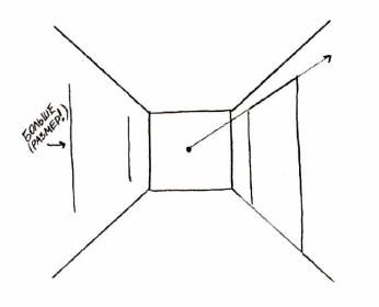 как нарисовать комнату (8)