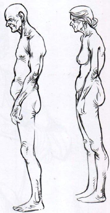как-рисовать-стариков