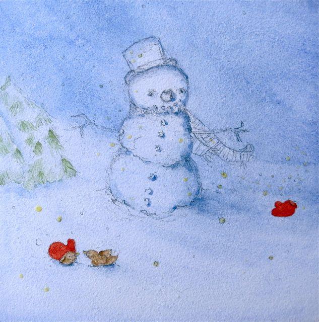 kak-narisovat-snegovika-4