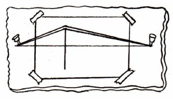 УРОК 25. Построение угловой перспективы (на примере замка)
